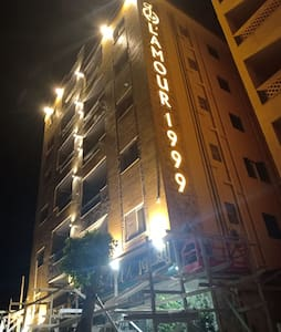Feeling better in Lamour Hotel