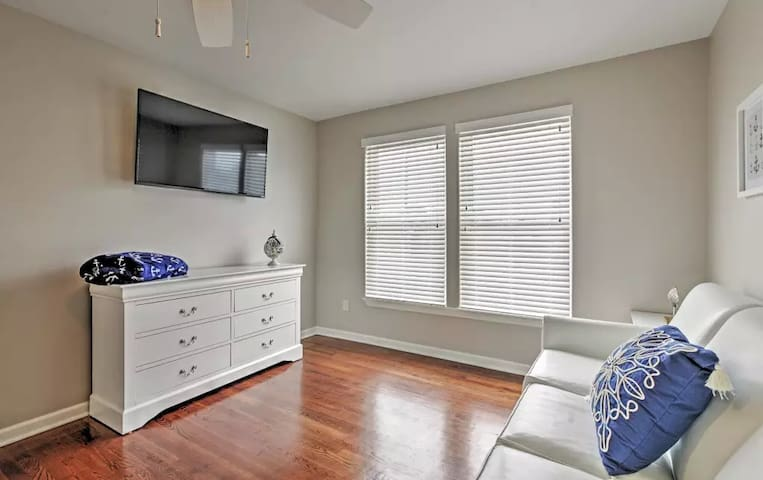 Dazzling 1BR Galveston Apartment - Galveston - Wohnung