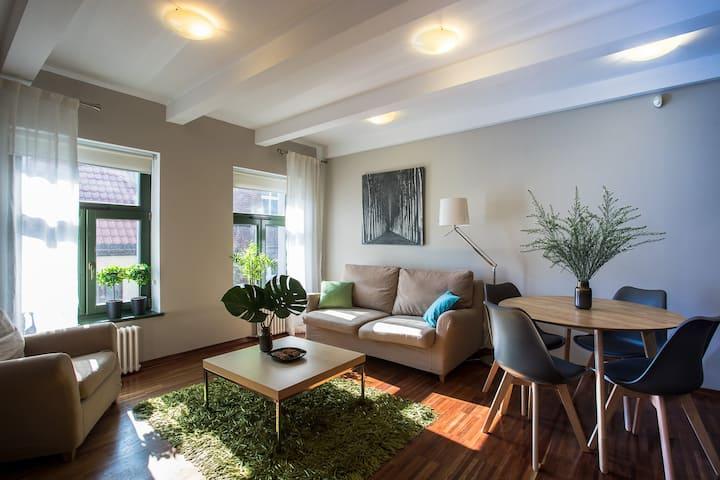 Apartament Nr 3 Green - Apartamenty na Starówce
