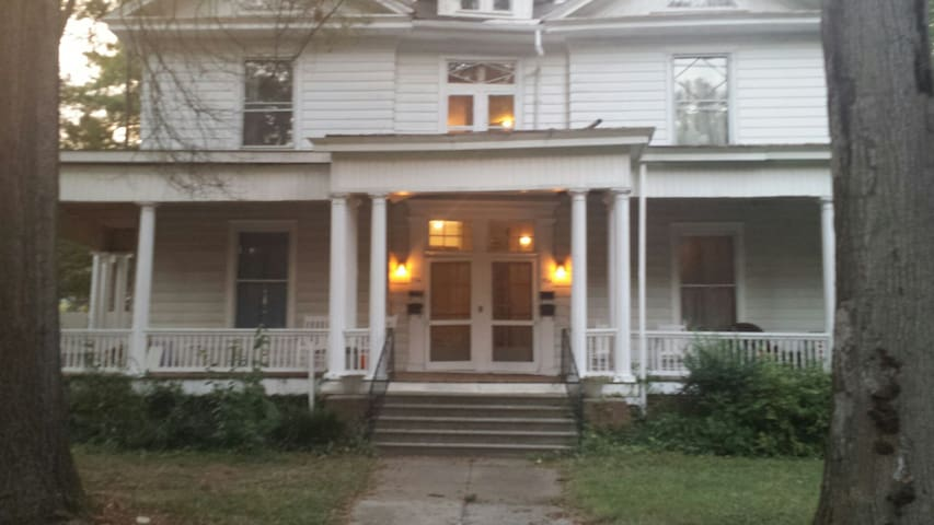 1 BR downstairs apartment, Historic Home