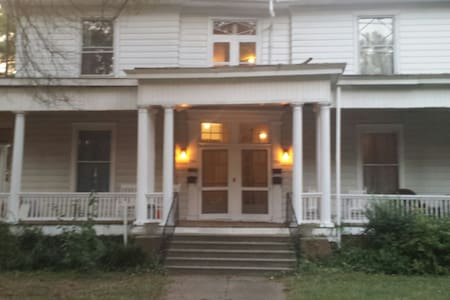 1 BR apartment downstairs Historic Home, Rock Hill - Rock Hill