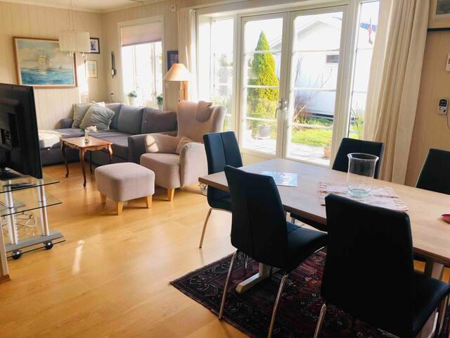 Koselig hus mellom Grimstad og Arendal