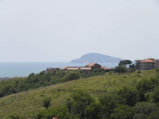 Panoramic villa in Ulysse's Riviera