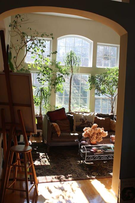 Morning Sun - Living Room