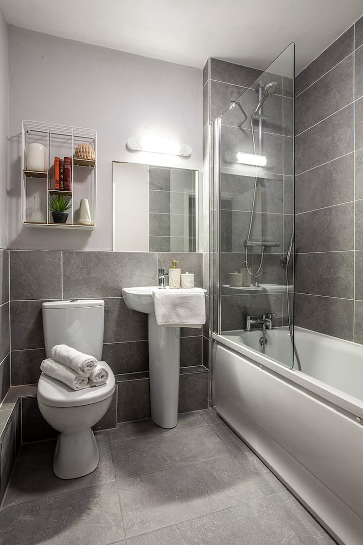 2BR Apartment in the heart of Dublin City Centre