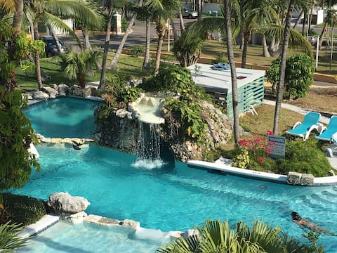 Sunrise Beach Club Resort Condo 1 Bedroom Unit 106