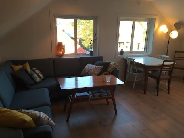 Koselig leilighet midt i Voss sentrum! - Vossevangen - Byt