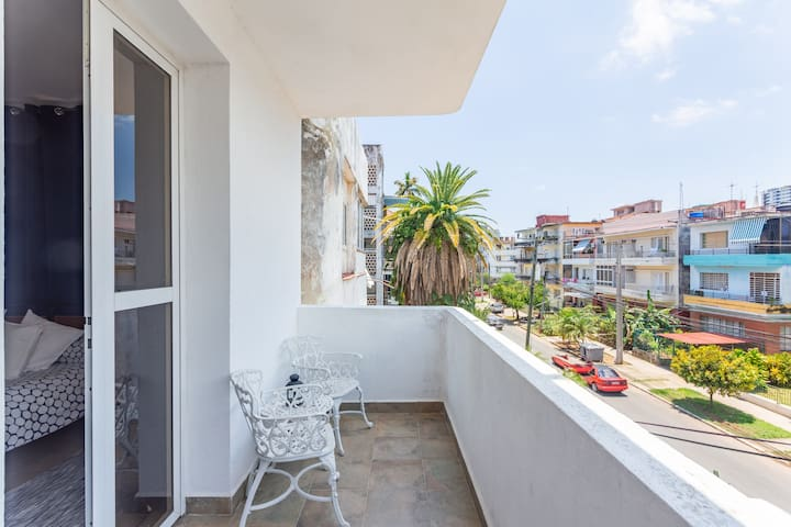New apartment in the heart of Havana (Vedado)