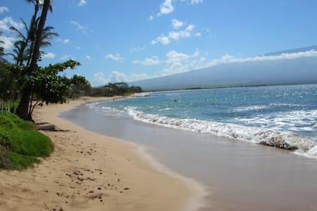 Ocean Front Condo - Wailuku