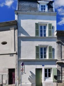 La maison haute - Saumur