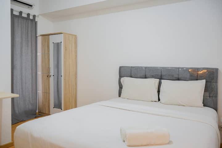 Fully Furnished Apt 2BR Serpong M-Town Residence