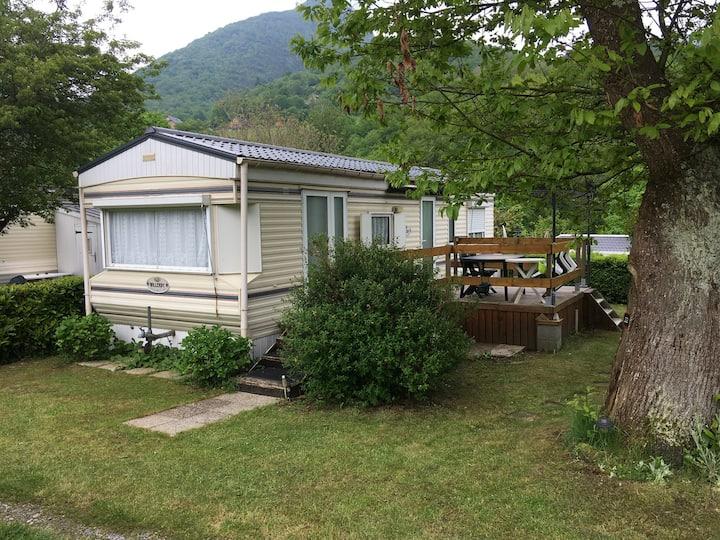Mobil-Home à Proximité De Saint-Lary