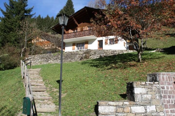 Chalet Le Ruisselet - Rougemont - House