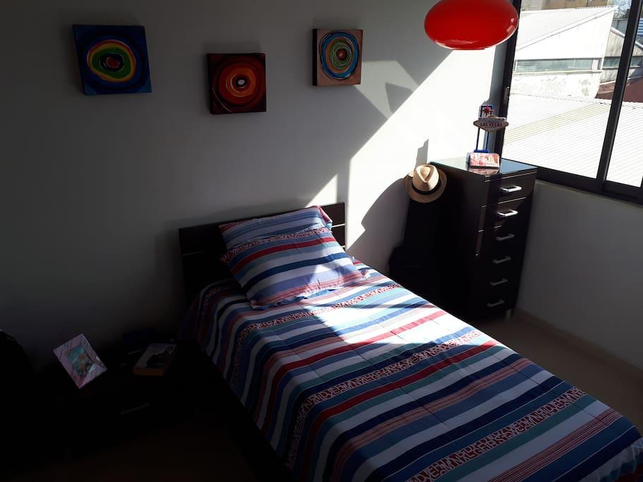 Habitación Vista 2