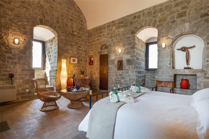 Torre dei Belforti - Prince's room