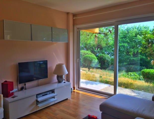 private Room lovely house w/ garden at fancy area - Beşiktaş - Talo