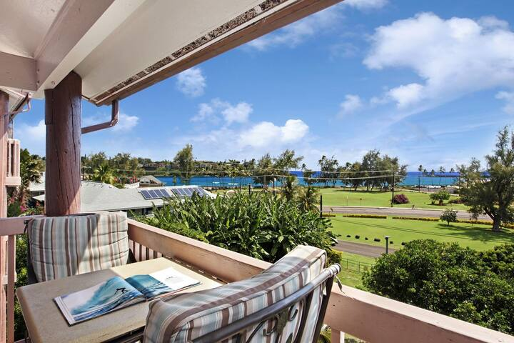 Banyan Harbor K134-Fabulous view of the harbor, recently renovated, Partial A/C