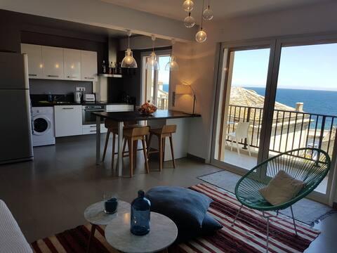 Erbalunga vue mer, trés bel appartement.