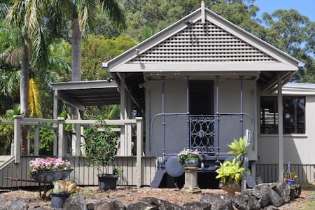 Harmony Hill - 1912 First Class Carriage - Eumundi