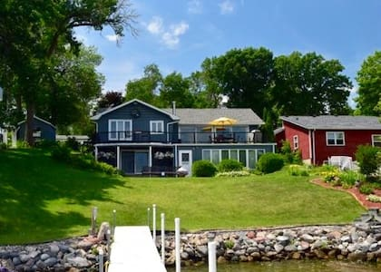 Lake Minnetonka to Ryder Cup only 12 miles - Mound - Apartamento