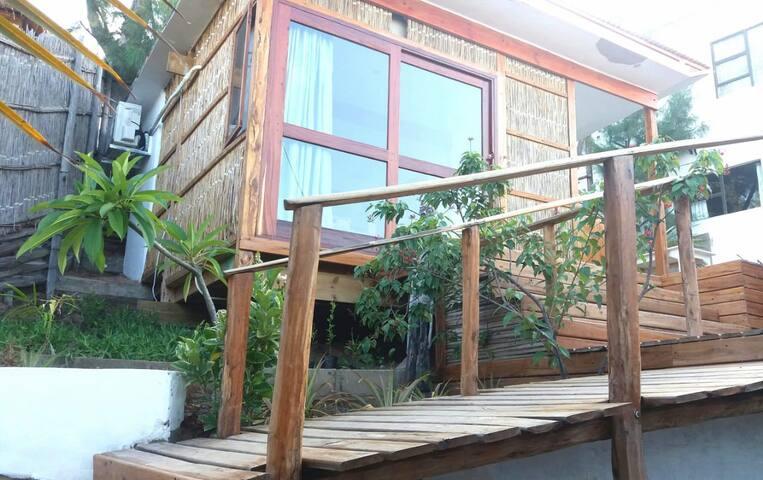 private ensuite bungalow