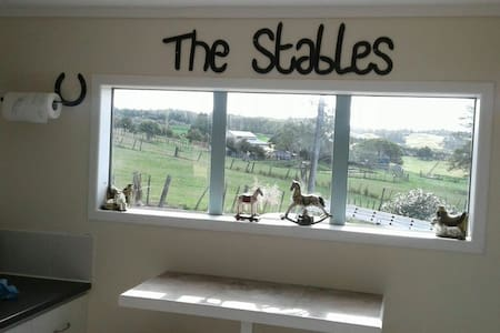 The Stables at 'Hoof Hearted Cottage - Dairy Flat - Altres
