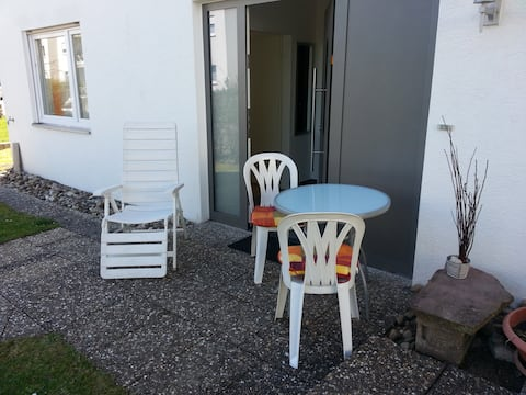 1 Zimmer- Appartment in ruhiger Lage