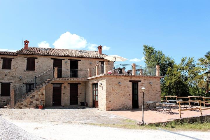 Villa Margherita - Appartamento Tulipano