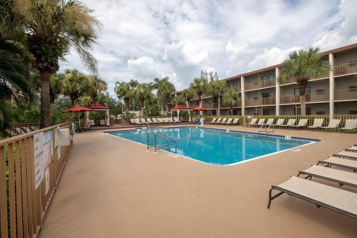 Comfy Unit, Close to Attractions, Free Parking