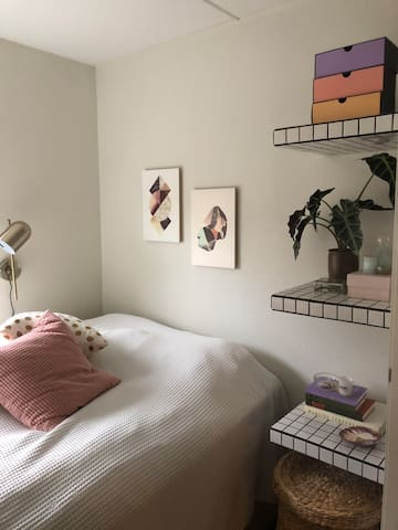 Cosy apartment close to everything