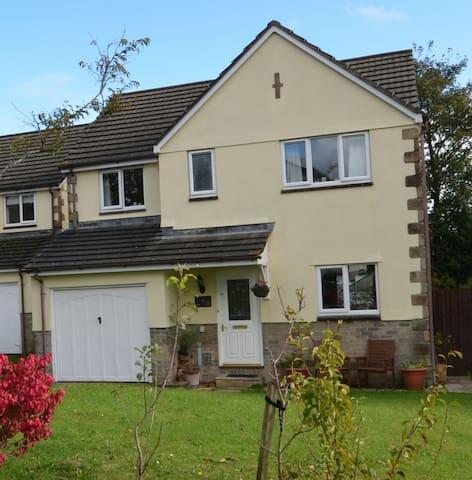 Central Tavistock Family Home - Tavistock - Dom