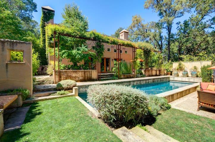 Maison du Jardin - Glen Ellen - Villa