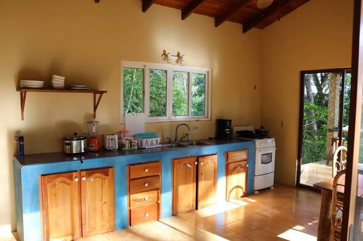 ocean view vacation rental dominical puntarenas - Quepos - Flat