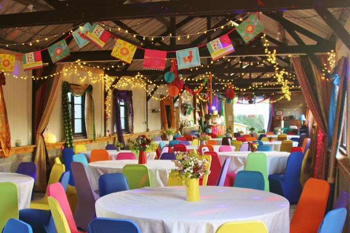 Wedding and Event Venue ~ Deposit Only