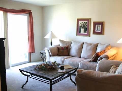 Princeton 2 Bdrm Executive Apartment