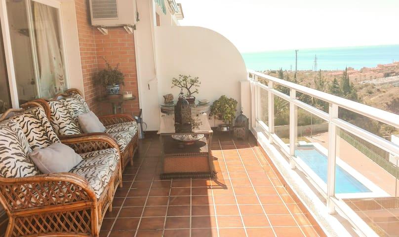 Relax and Golf at Rincon de la Victoria, Malaga - Rincón de la Victoria - Appartement