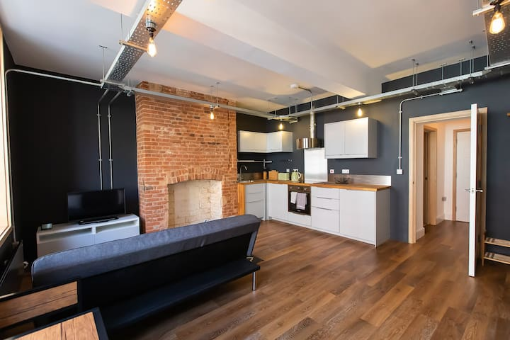 St Giles Street Apartment