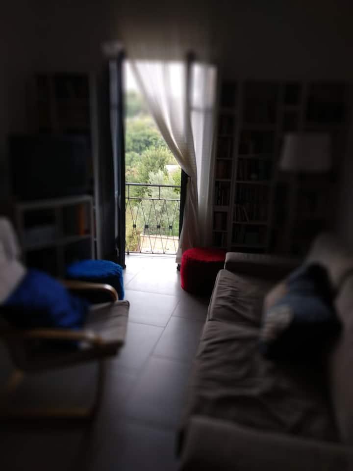 La casa di Claudia. Nel cuore della Tuscia Cimina.