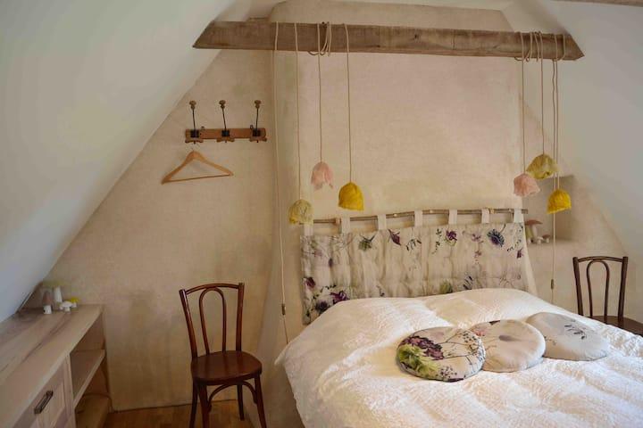 Cottage La cour pavée