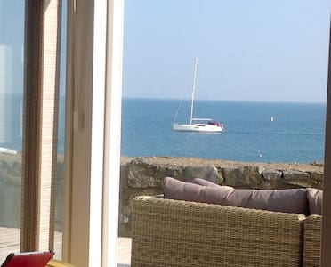 Luxury seaside holiday home - Pwllheli - Alpstuga