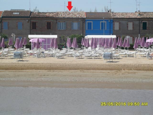 Accogliente casa sul mare - Fano - Dům