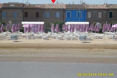 Accogliente casa sul mare - Fano