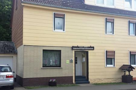Ferienwohnung Cziesla Wohnung 2 - Bad Sachsa - Pis