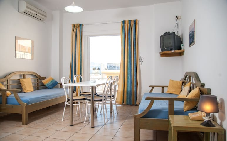 Bellevue Apartments One Bedroom Apt City View Apartments For Rent In Agios Nikolaos Greece