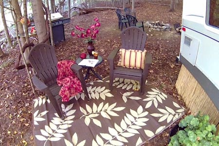 Catskill Oasis - Rejuvenate in Nature! - Bloomingburg - Camper/RV