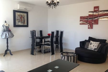 Luxury 3 bed 2 bath apartment Mar de Cristal - Cartagena - Appartement