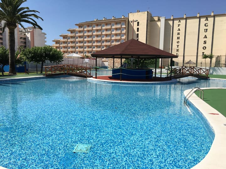 Apartment with swimming pools. Ref. PEÑISMAR-I-B26