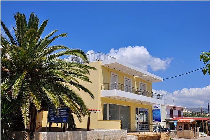 Crete, Lasithi - Makrys Gialos apartment No1