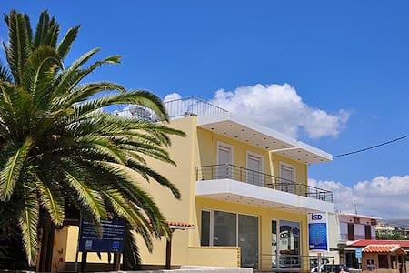 Crete, Lasithi - Makrys Gialos apartment - Lasithi
