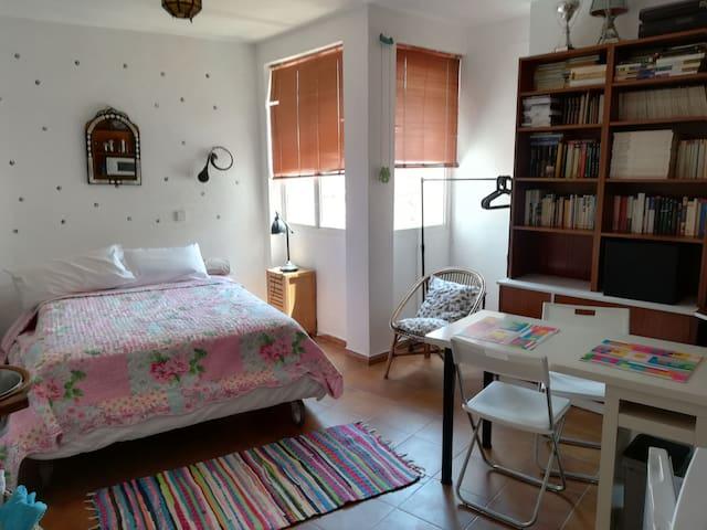 Terraza room for three